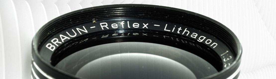 Enna Braun-Reflex-Lithagon - 35mm f3.5