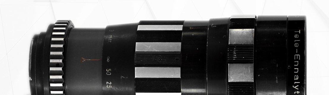 Enna Tele-Ennalyt - 240mm f4.5