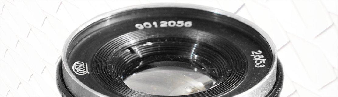 Industar 61 - 53mm f2.8