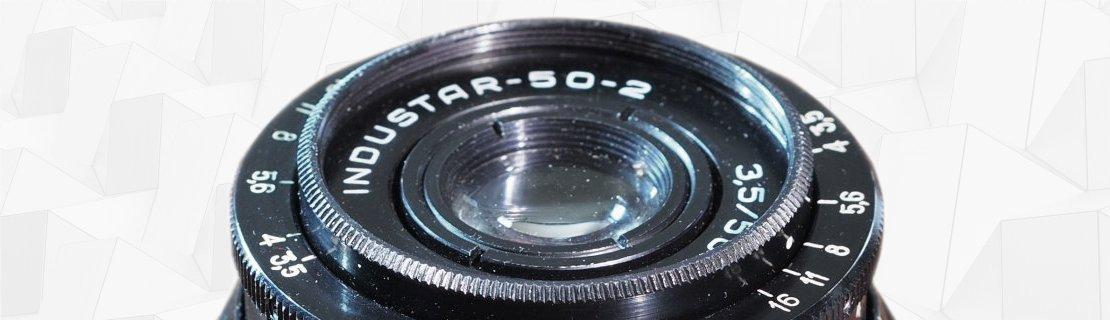 Industar - 50-2 - 50mm f3.5