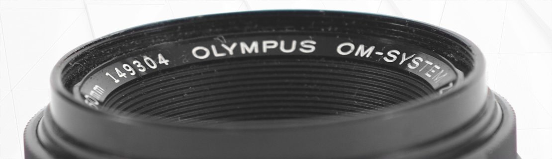 Olympus - Zuiko Auto-Macro - 50mm f3.5
