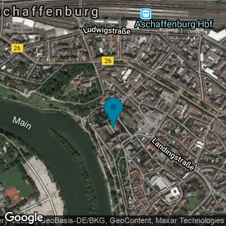 Aschaffenburg (Johannisburg)