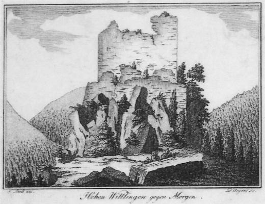 Ansicht 1800